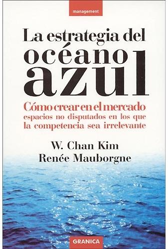 estrategia del oceano azul libro