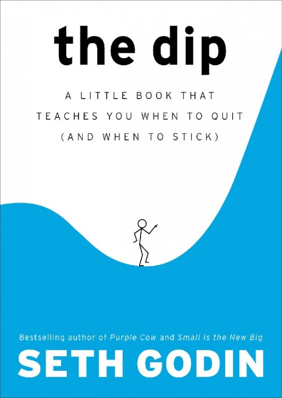 The dip de Seth Godin el abismo el libro recomendado por Innokabi