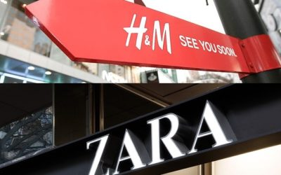 Zara vs H&M. Batalla de estrategia por la moda low cost