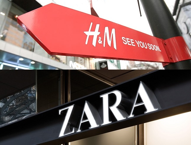 zara vs h m batalla de estrategia por la moda low cost innokabi. Black Bedroom Furniture Sets. Home Design Ideas