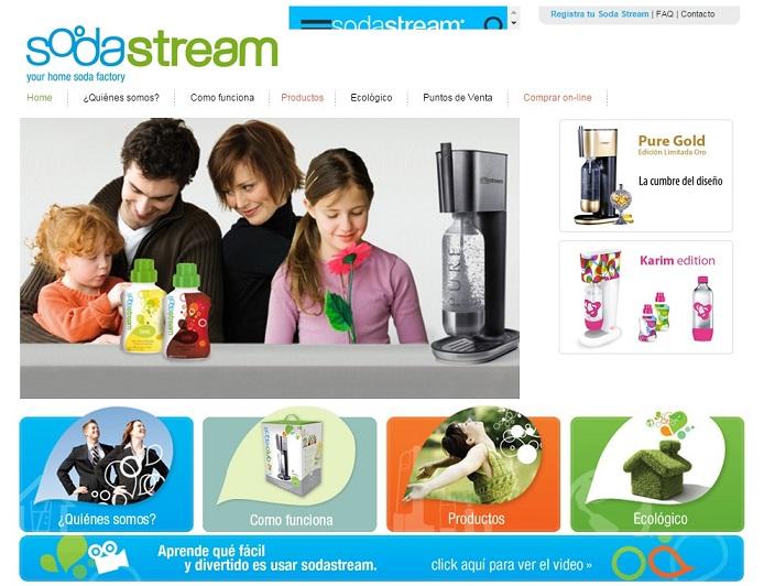 Home de Soda Stream y la propuesta de valor de tu empresa Innokabi