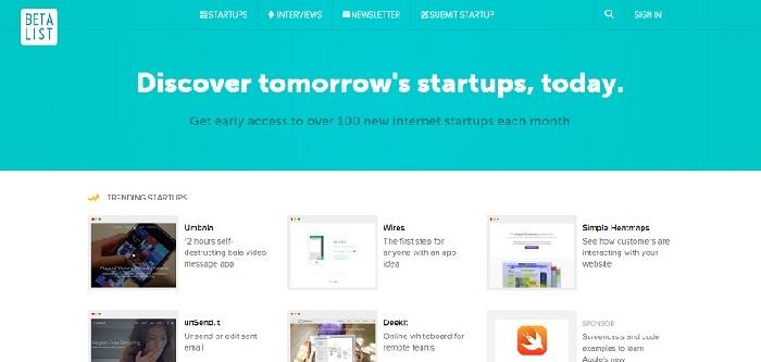 Betalist como encontrar nichos de mercado rentables para tu empresa innokabi lean startup