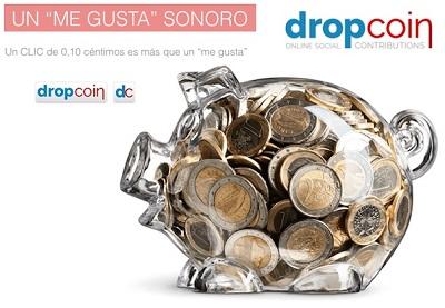 Dropcoin monetizar el contenido de tu blog Innokabi innovacion ganar dinero con tu blog portada