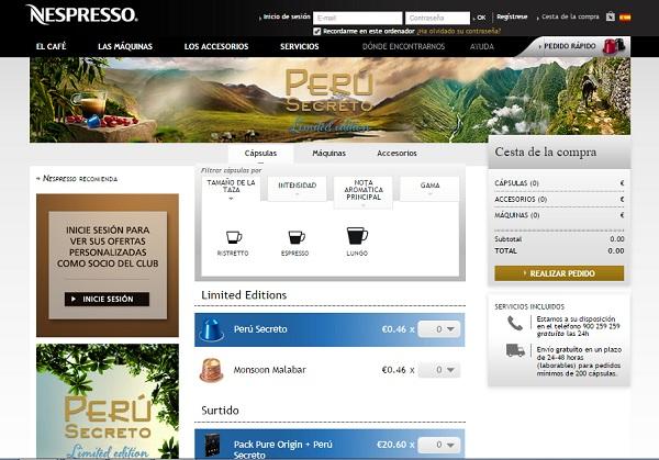 Estrategias de posicionamiento de mi empresa en buscadores Nespresso Innokabi innovacion