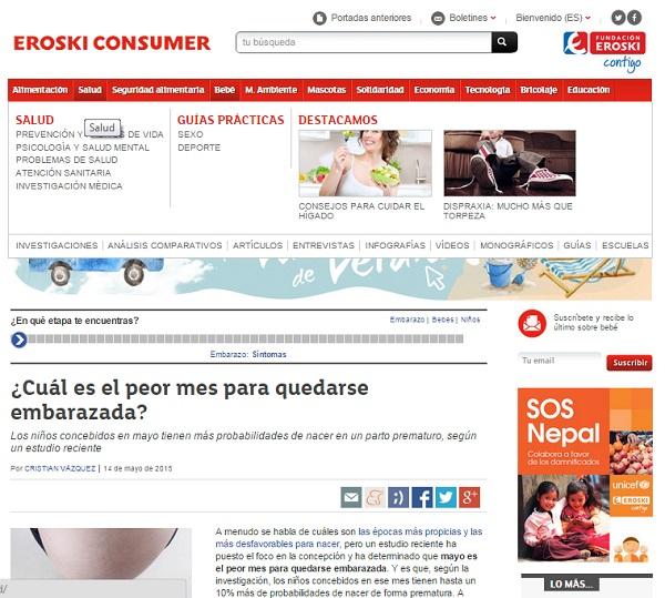 Eroski consumer Marketing de contenidos para negocios aburridos Innokabi lean