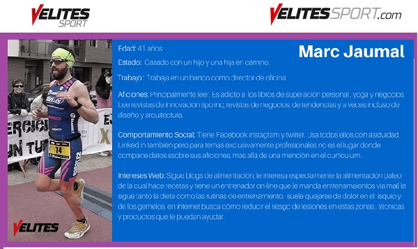 Cliente objetivo Velites Sport lean marketing para startups innokabi 600