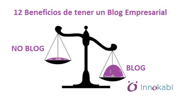 12 Beneficios de Blog Empresarial negocios