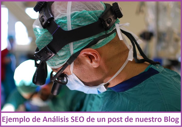 Ejemplo analisis seo post blog Innokabi