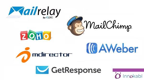 Ejemplos de newsletter y plataformas email marketing