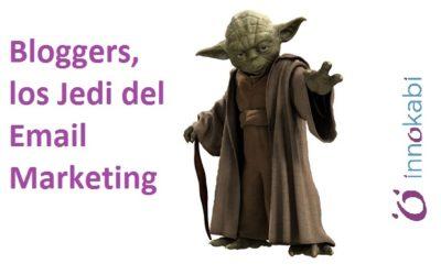 Bloggers los auténticos Caballeros Jedi del Email Marketing