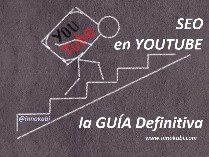 SEO en Youtube para principiantes guia definitiva