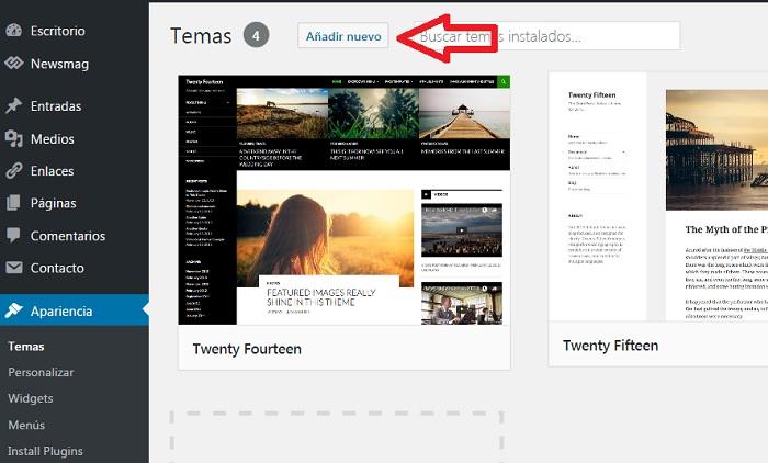 guia-lanzar-web-subir-tema-wordpress