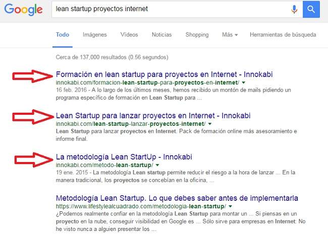 busqueda-atraer-trafico-web-seo-lean-startup