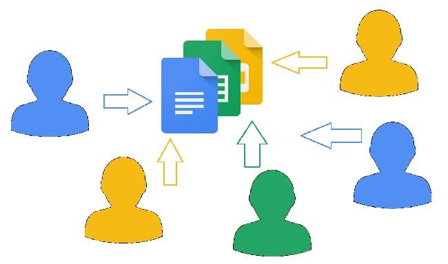 google docs herramientas gestion equipos online