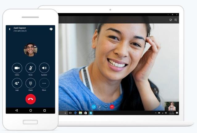 skype herramientas gestion equipos online