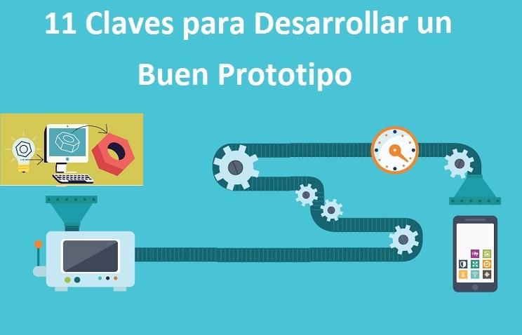 Claves desarrollar buen prototipo innokabi