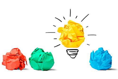 lluvia de ideas para plan de marketing de contenidos