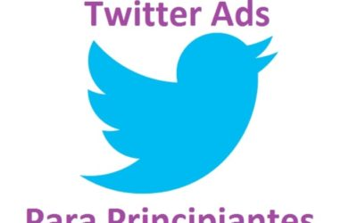 Twitter Ads para Principiantes Paso a Paso