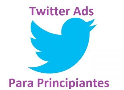 Twitter Ads paso a paso para principiantes