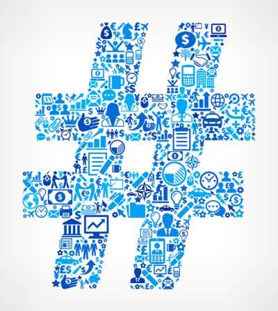 El Hashtag como símbolo de visibilidad en twitter