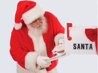 Cartas de Santa Claus como idea de negocio