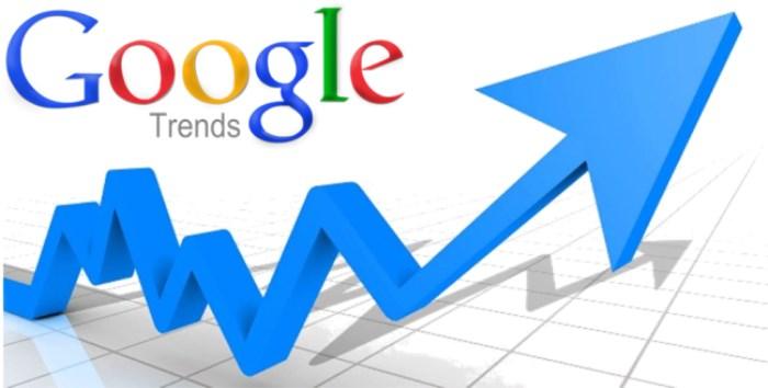 Google Trends es una gran herramienta para intuir hacia dónde se dirige el SEO