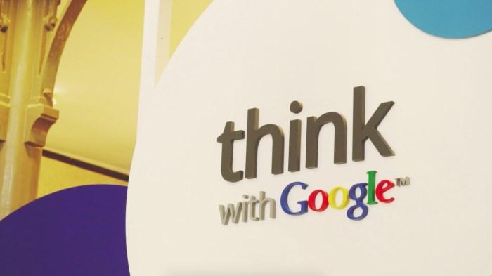 Think with Google es una de las páginas de producto que Google ofrece en LinkedIn