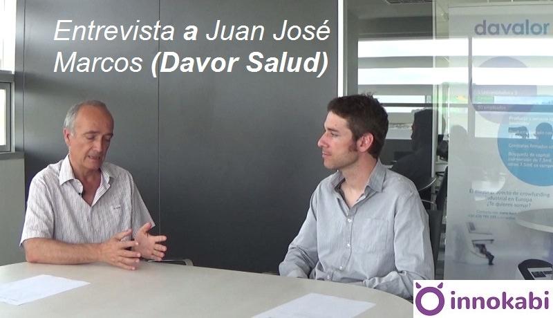Entrevista Juan Jose Marcos Davalor Salud por Innokabi
