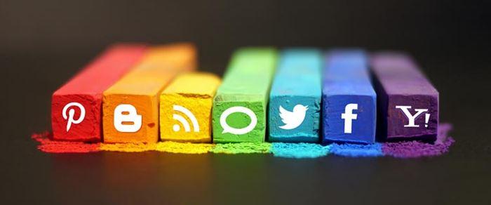 Conecta tu blog empresarial con las redes sociales para darte a conocer