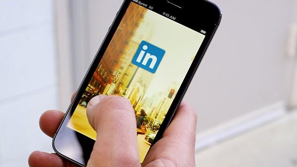 La aplicación móvil de LinkedIn te ayudará en tu búsqueda de trabajo