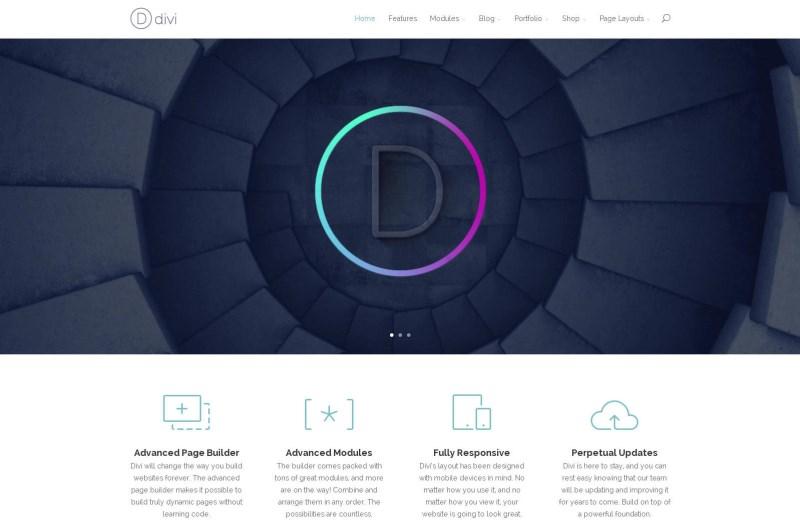 DIVI, de Elegant Themes, el Mejor Tema que he Encontrado para WordPress