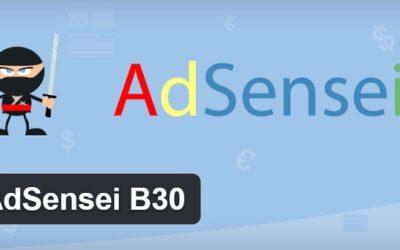 Adsensei el Plugin de Adsense para monetizar tu blog