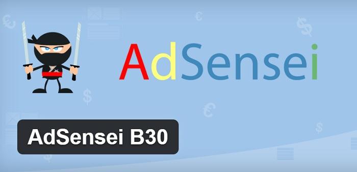 Adsensei plugin de adsense de blogger3cero