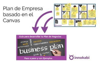 Plan de empresa basado en el Modelo Canvas. Tutorial paso a paso