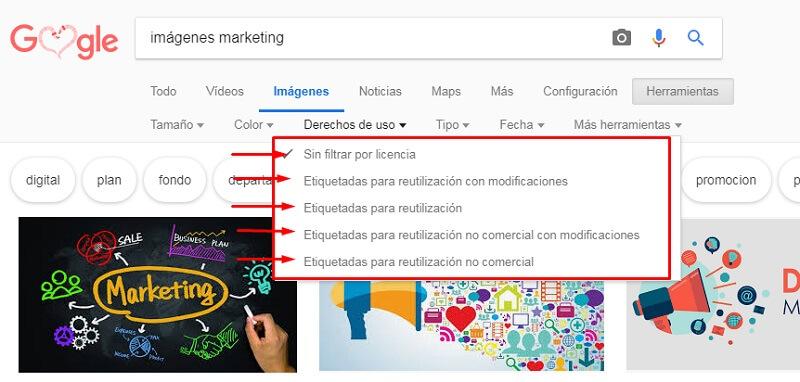 buscador imágenes google - Innokabi