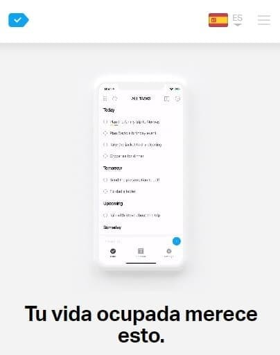 Any do app