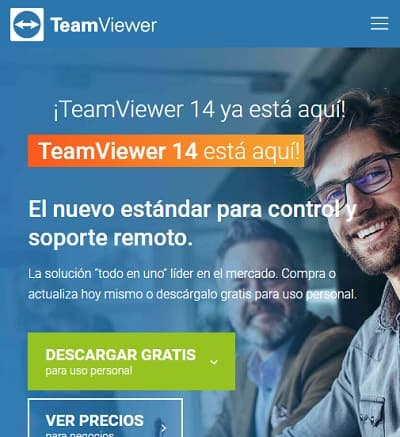 Team viewer app
