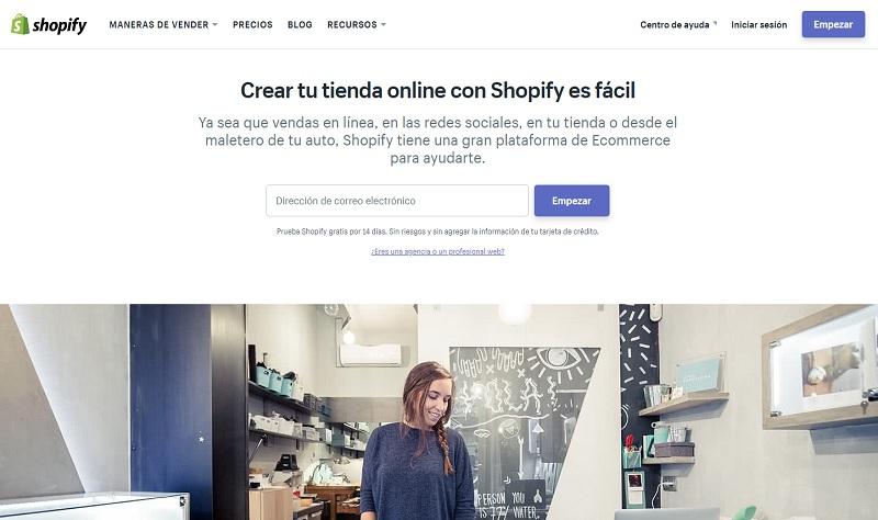 Shopify en el blog de Innokabi