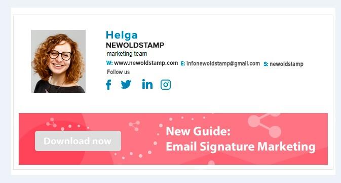 Ejemplo firma correo Newoldstamp Innokabi