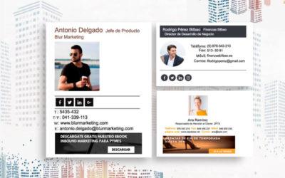 Crea una firma de correo electrónico profesional en menos de 5 minutos con Newoldstamp