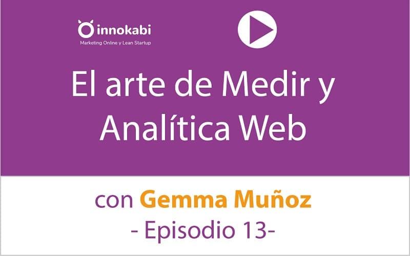 Episodio 13: El Arte de Medir con Gemma Muñoz