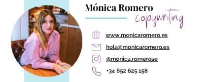 Firma Mónica Romero post blog Innokabi