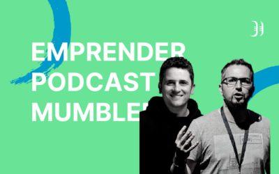 Emprender en el mundo podcast con Mumbler. Entrevista a Corti y a Pol Rodríguez – Episodio 101 Podcast Innokabi