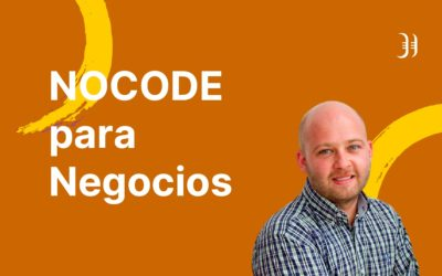 """""""Nocode"""" para Prototipar y lanzar Negocios sin saber programar. Entrevista a Pablo Pérez Manglano – Episodio 104 Podcast Innokabi"""