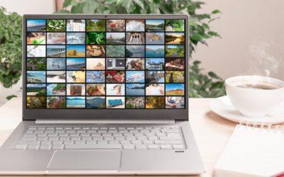 25 bancos de imágenes gratuitos para emplear en tu blog