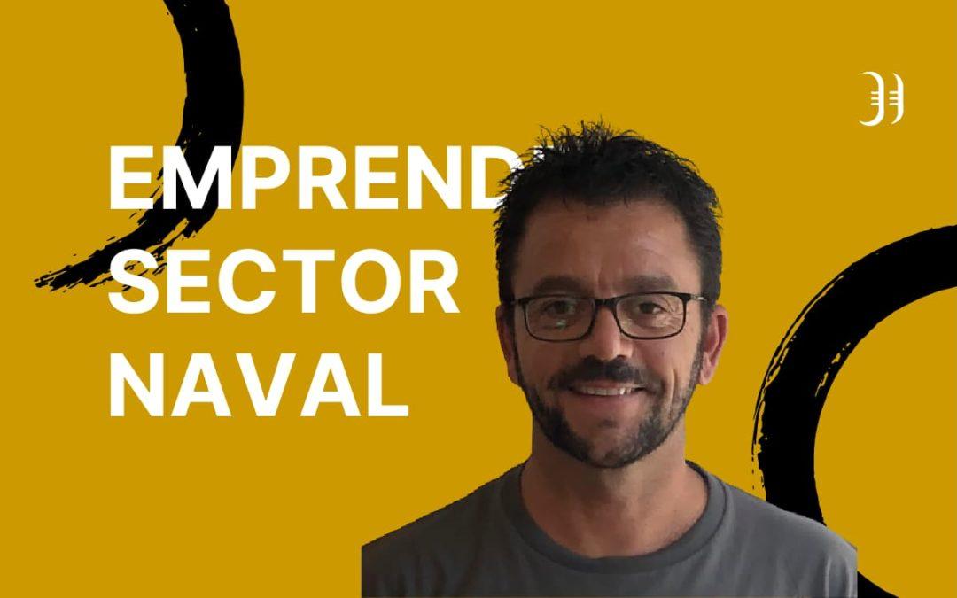Una startup fruto de un problema real en el sector naval. Entrevista a Paco Pelluz de Easyanode – Episodio 106 Podcast Innokabi