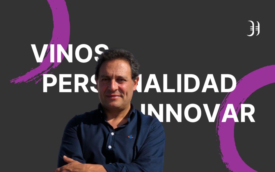 Cómo crear vinos innovadores con personalidad. Entrevista a Ramiro García Bodegas Palacio de Lerma – Episodio 109 Podcast Innokabi